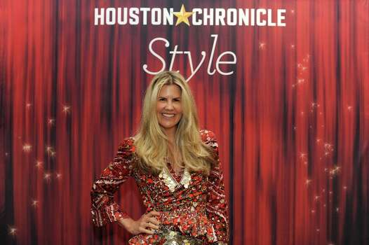 Pippa Holt poses at the Houston Chronicle\'s 31st annual Best Dressed luncheon, at the Westin Galleria Hotel, Houston, Texas on the 3rd April 2013. Photo: Spike Johnson, For The Chronicle / Spike Johnson