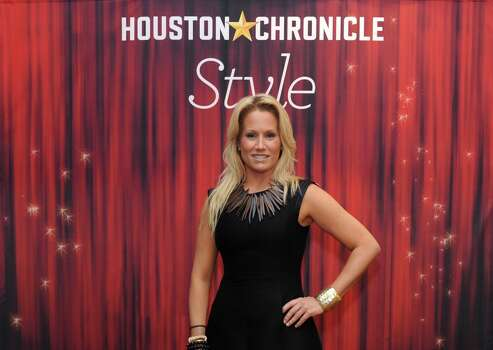 Jill Faucetta poses at the Houston Chronicle\'s 31st annual Best Dressed luncheon, at the Westin Galleria Hotel, Houston, Texas on the 3rd April 2013. Photo: Spike Johnson, For The Chronicle / Spike Johnson