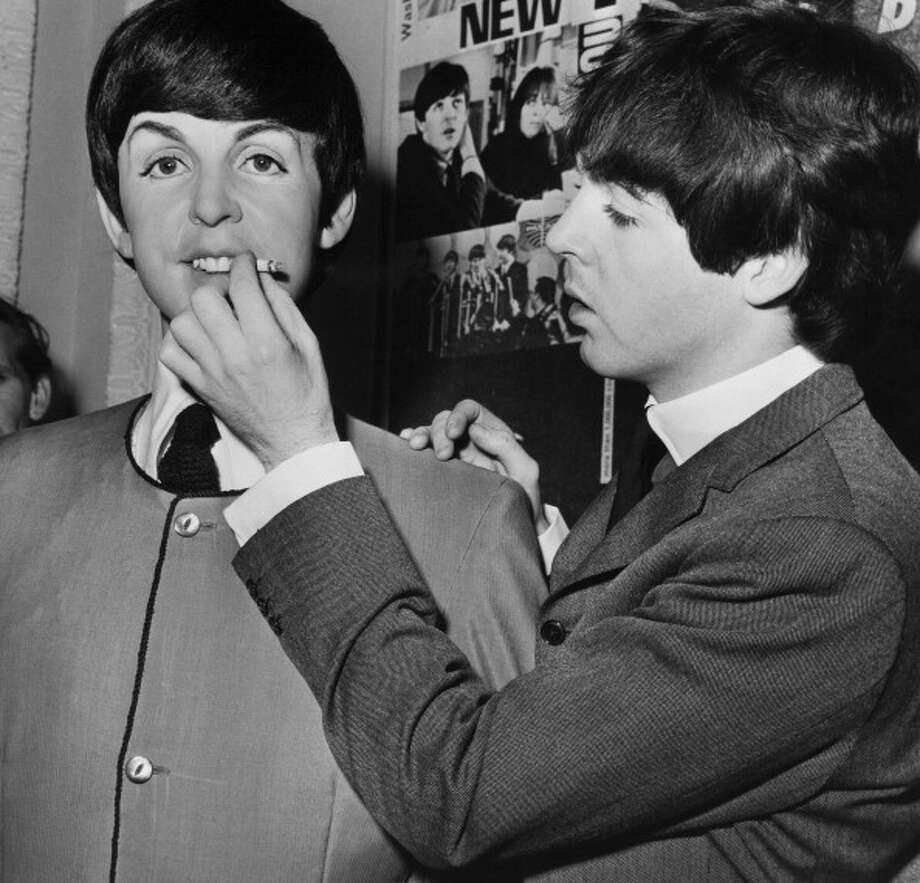 5 percent of voters believe it can't be because they think Paul McCartney actually died in 1966. Photo: Keystone-France, Getty / 1960 Keystone-France