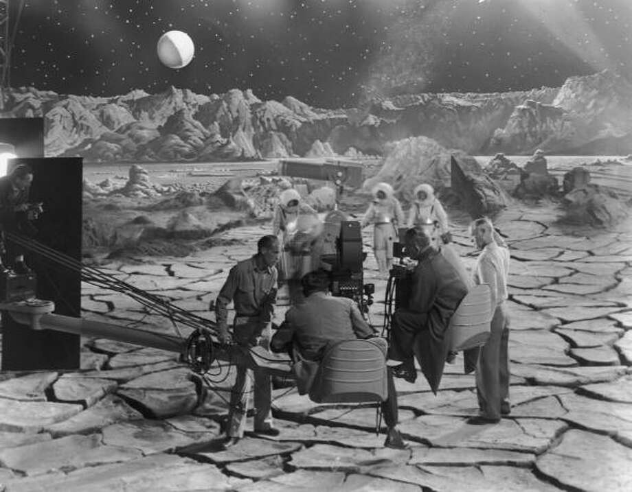 But ... 7 percent of voters think the moon landing was faked. Photo: Hulton Archive, Getty / Archive Photos