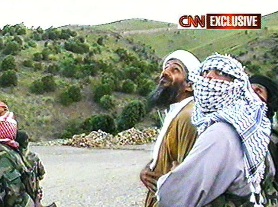 But ... 6 percent of voters believe Osama bin Laden is still alive. Photo: CNN, Getty / 2002 Getty Images