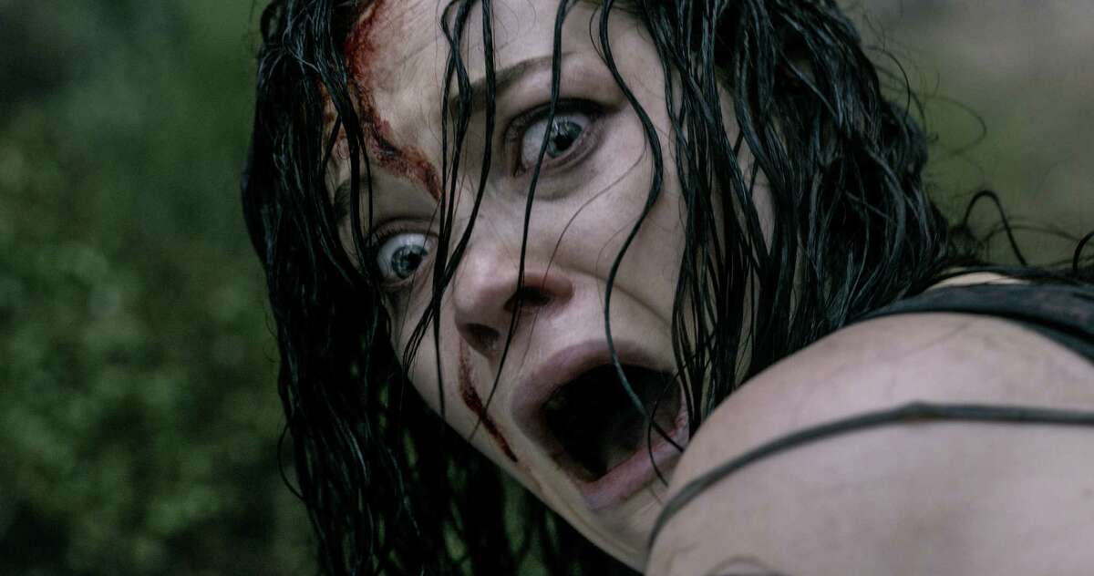 Jane Levy in TriStar Pictures' horror EVIL DEAD.