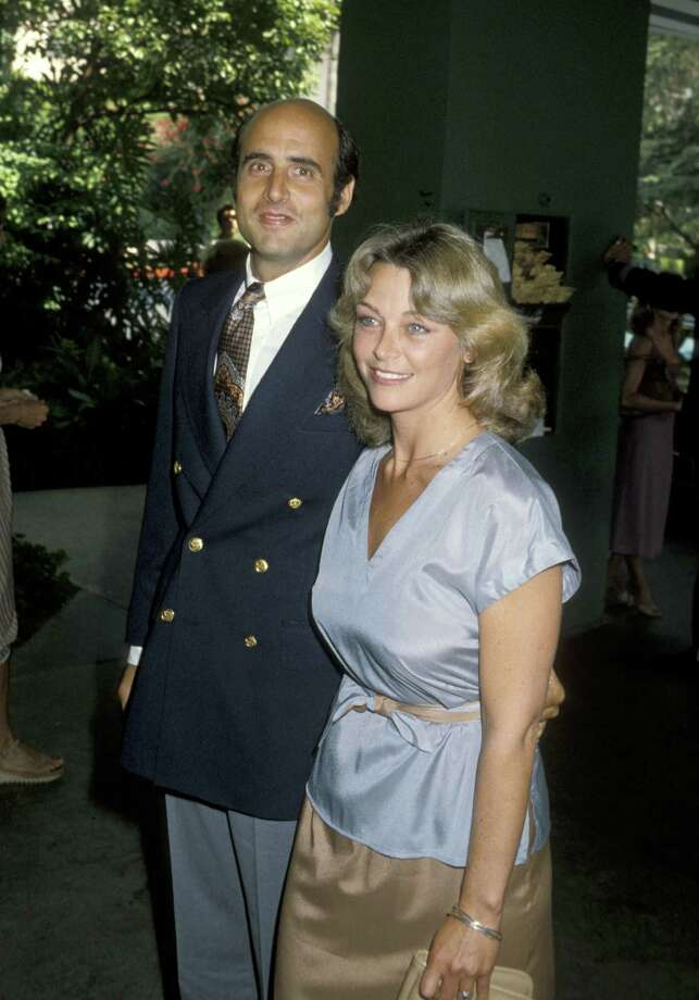 Jeffrey Tambor, pictured in 1978 with Patricia McCormack. Photo: Ron Galella, Getty Images / Ron Galella Collection