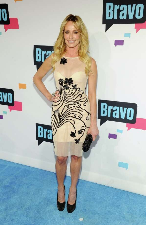 Taylor Armstrong attends the 2013 Bravo New York Upfront at Pillars 37 Studios on April 3, 2013 in New York City. Photo: Craig Barritt, Getty Images / 2013 Getty Images