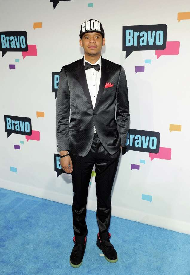Roble Ali attends the 2013 Bravo New York Upfront at Pillars 37 Studios on April 3, 2013 in New York City. Photo: Craig Barritt, Getty Images / 2013 Getty Images