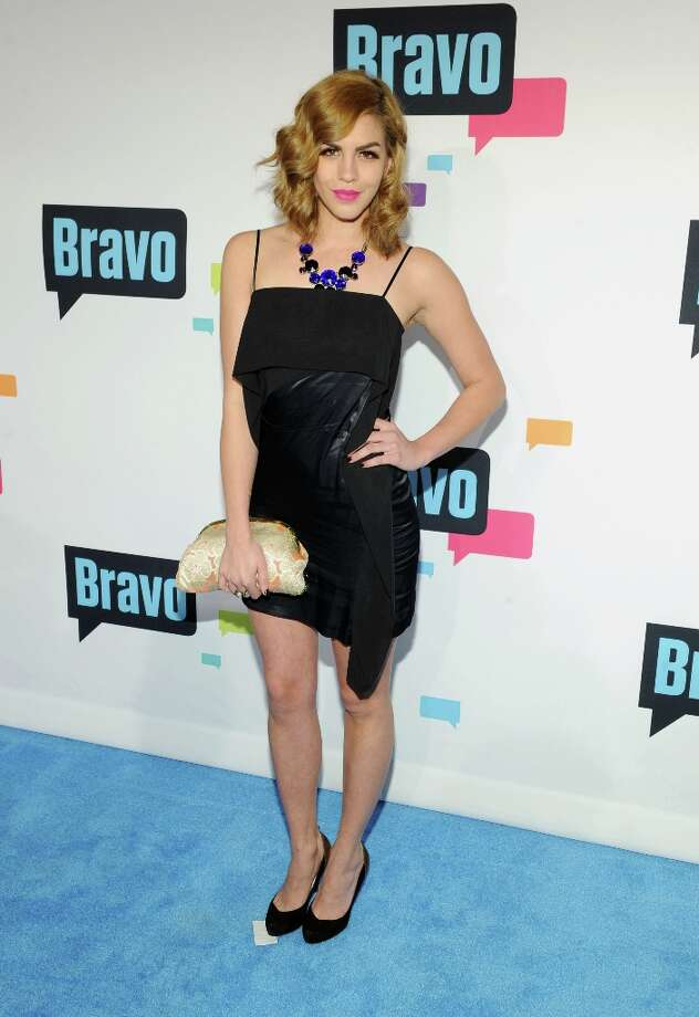 Katie Marie attends the 2013 Bravo New York Upfront at Pillars 37 Studios on April 3, 2013 in New York City. Photo: Craig Barritt, Getty Images / 2013 Getty Images