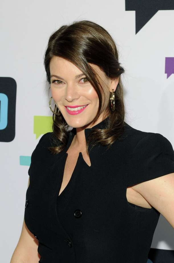 Gail Simmons attends the 2013 Bravo New York Upfront at Pillars 37 Studios on April 3, 2013 in New York City. Photo: Craig Barritt, Getty Images / 2013 Getty Images