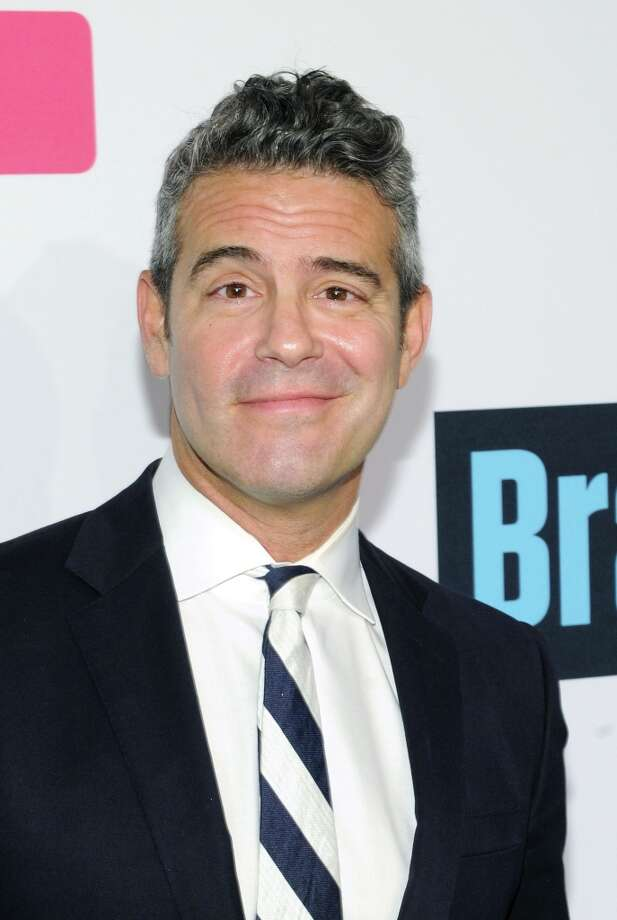 ANdy Cohen attends the 2013 Bravo New York Upfront at Pillars 37 Studios on April 3, 2013 in New York City. Photo: Craig Barritt, Getty Images / 2013 Getty Images