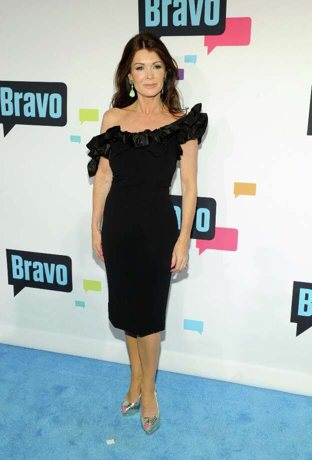 Lisa Vanderpump attends the 2013 Bravo New York Upfront at Pillars 37 Studios on April 3, 2013 in New York City. Photo: Craig Barritt, Getty Images / 2013 Getty Images