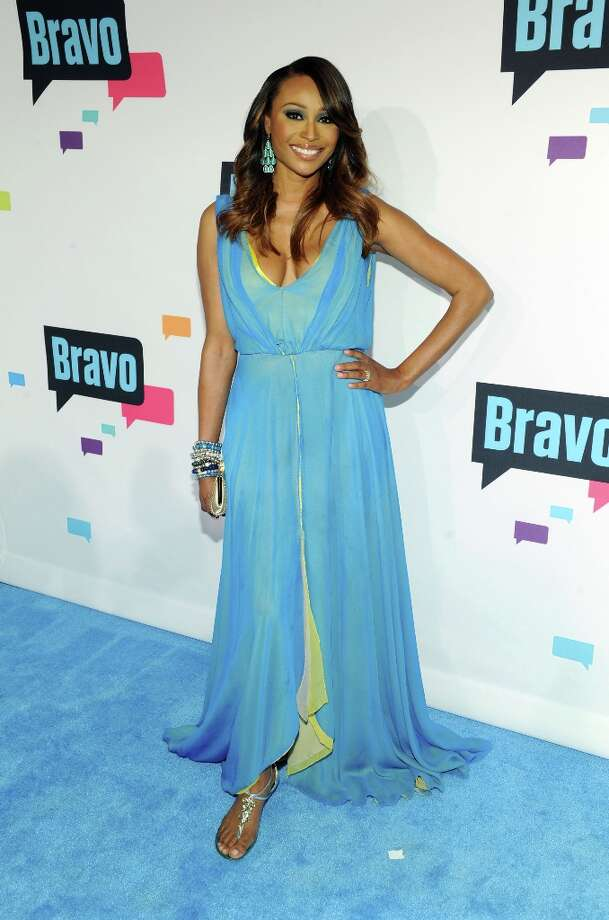 Cynthia Bailey attends the 2013 Bravo New York Upfront at Pillars 37 Studios on April 3, 2013 in New York City. Photo: Craig Barritt, Getty Images / 2013 Getty Images
