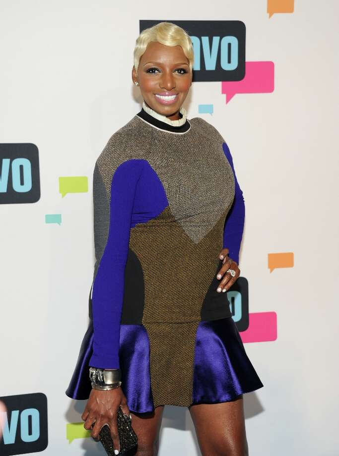 "Actress NeNe Leakes from ""The Real Housewives of Atlanta\"" attends the Bravo Network 2013 Upfront on Wednesday April 3, 2013 in New York. (Photo by Evan Agostini/Invision/AP) Photo: Evan Agostini, Associated Press / Invision"