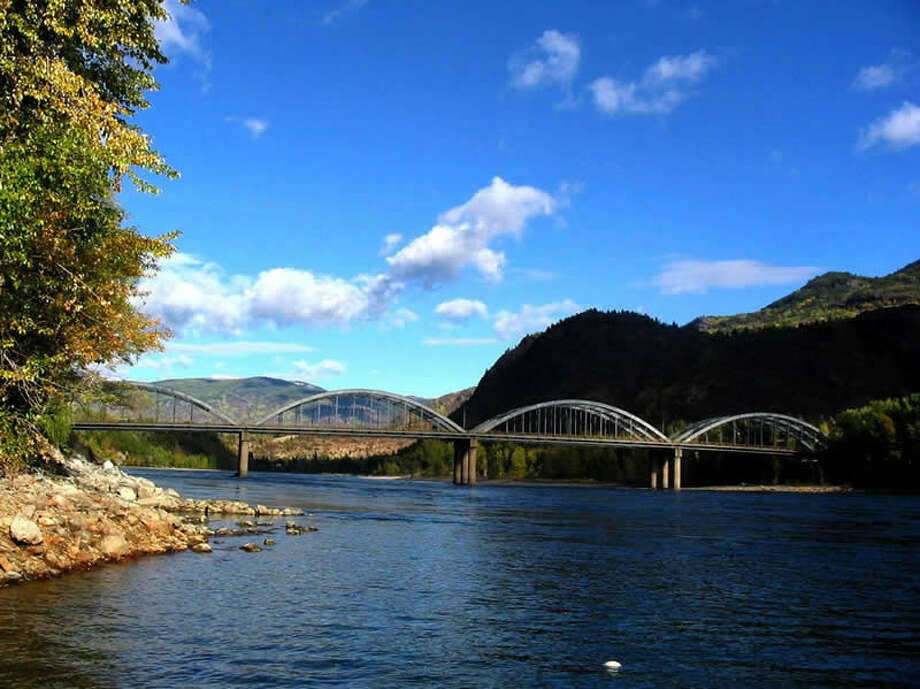 Jason Bay, outfielder -- Trail, B.C., Canada  It\'s a tiny town not far from the northeastern corner of Washington state. The Trail Bridge, pictured above, spans none other than the Columbia River.