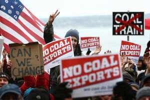 The proposed Gateway Pacific coal export terminal has become a lightning rod issue.  Puget Sound mayors, Indian tribes and environmentalists have led the opposition.