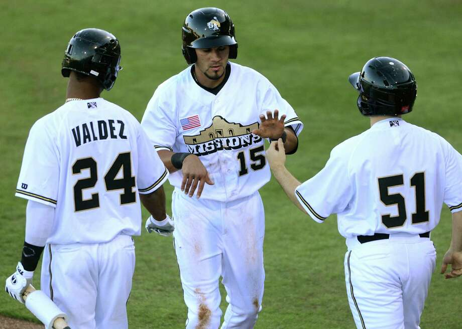 Click through the slideshow to see what positions are open.  Batboys (ages 16-20 only) — San Antonio Missions Photo: Billy Calzada, Express-News / San Antonio Express-News