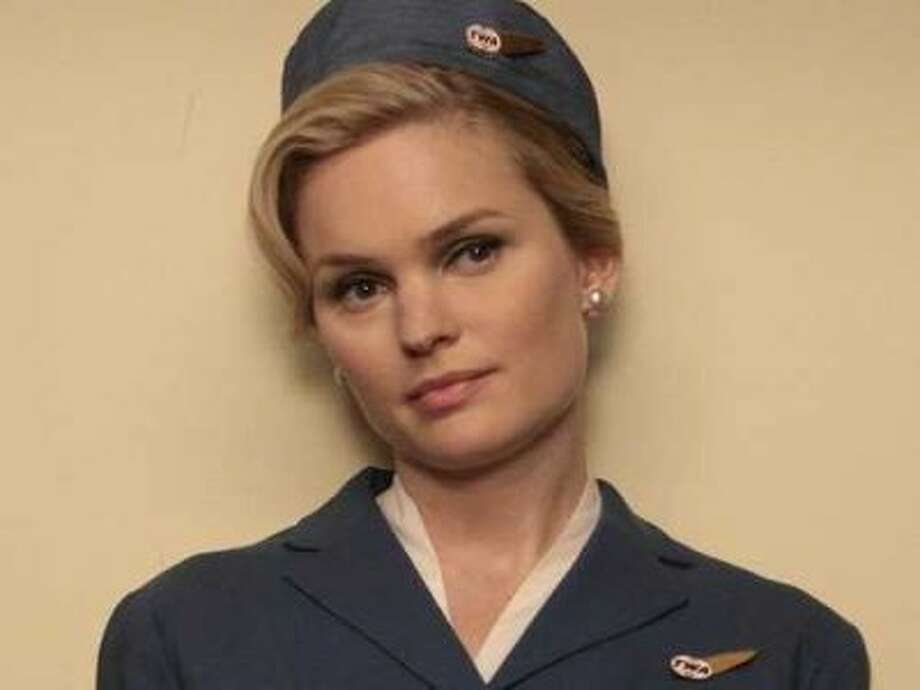 Shelly is a TWA stewardess Don meets on a flight to Baltimore in the first episode of Season 3. Despite her engagement, they have a one-night stand in a hotel room.