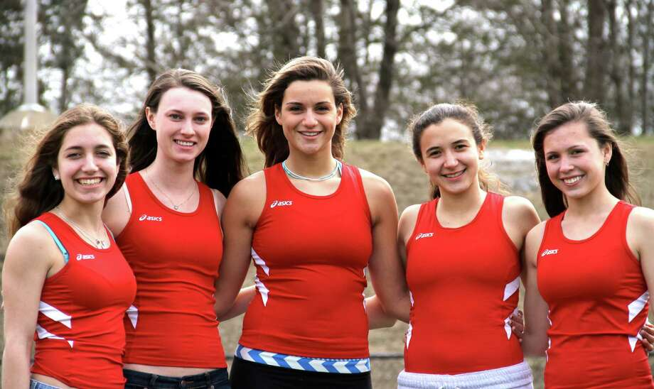 Ghs Girls Track Greenwichtime