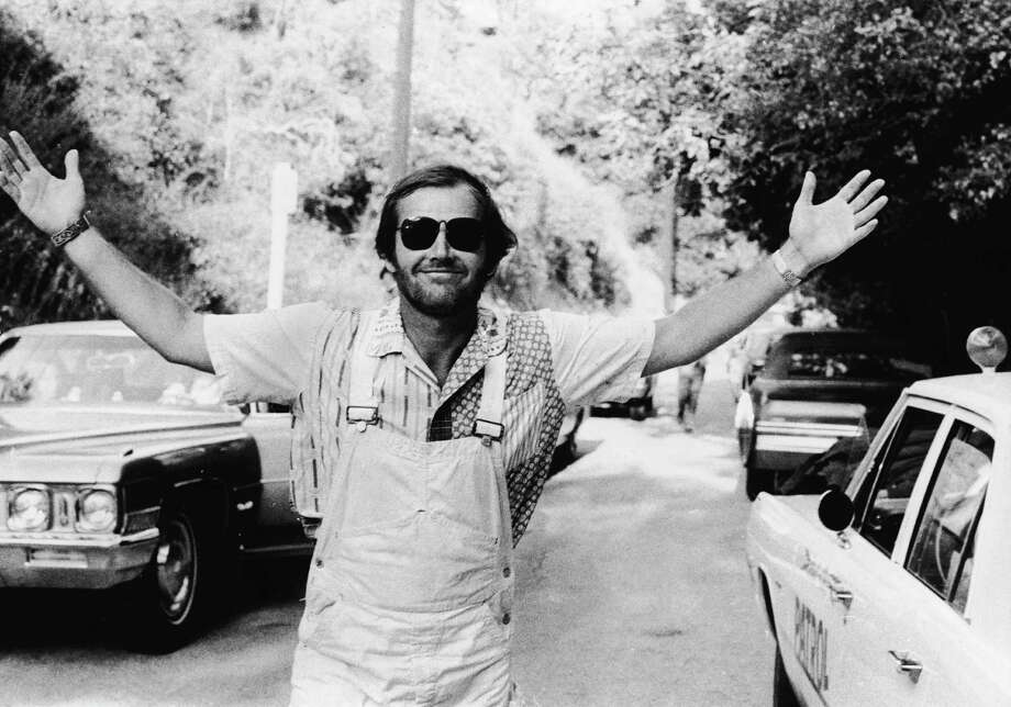 American actor Jack Nicholson got on the bandwagon in 1972. Photo: Pictorial Parade, Getty Images / 2004 Getty Images