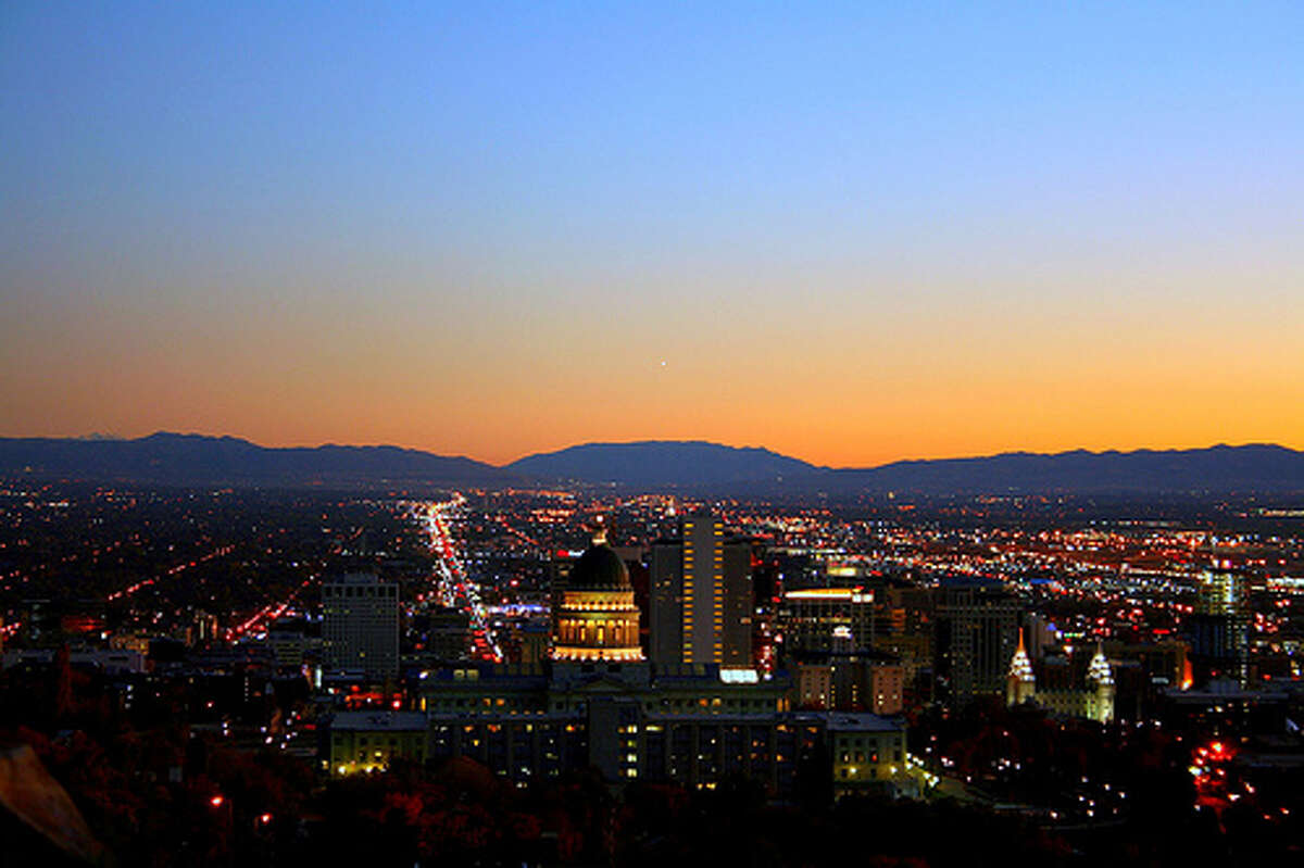 10. Salt Lake City Photo:SheldonPhotography, Flickr