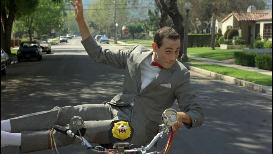 PEE WEE\'S BIG ADVENTURE