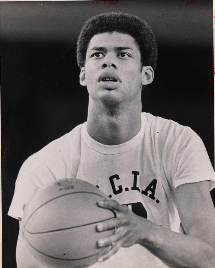 Kareem Abdul-Jabbar UCLA Photo: Darrell Davidson