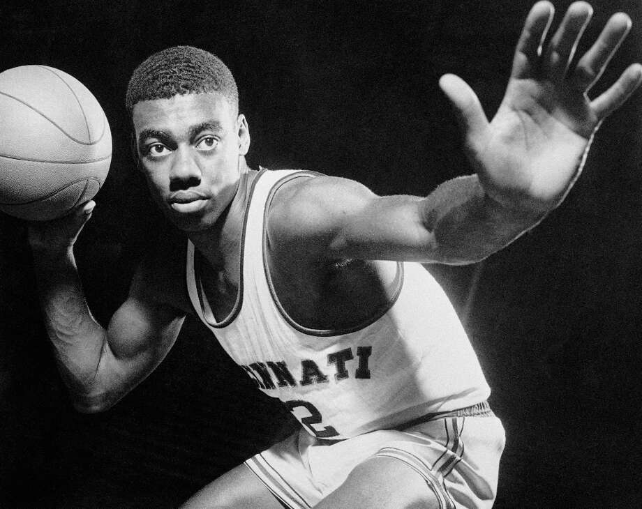 Oscar Robertson Cincinnati Photo: Anonymous