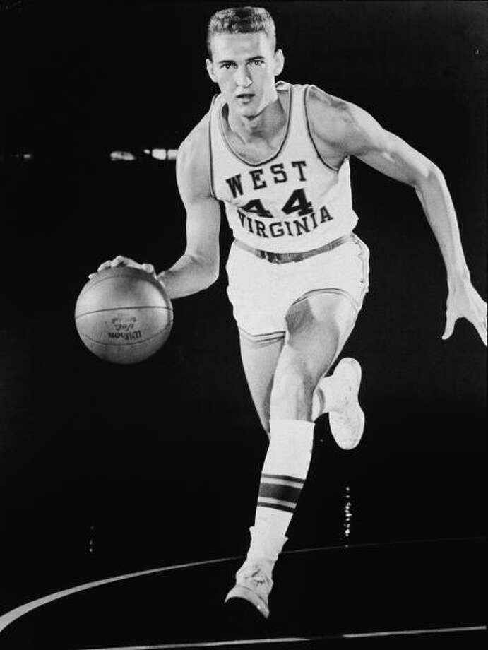 Jerry West West Virginia