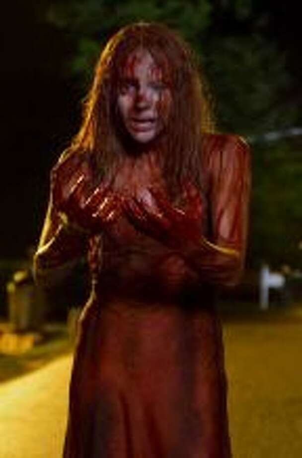 "The classic ""Carrie"" is being retold for 2013 audiences."
