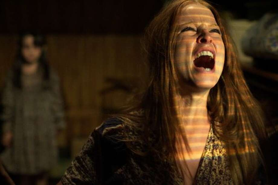 """The Amityville Horror"", while not the original, was still pretty creepy."