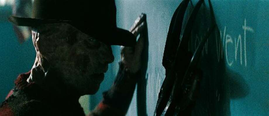"Another film that was OK, but didn't live up to the original, was ""A Nightmare On Elm Street."""