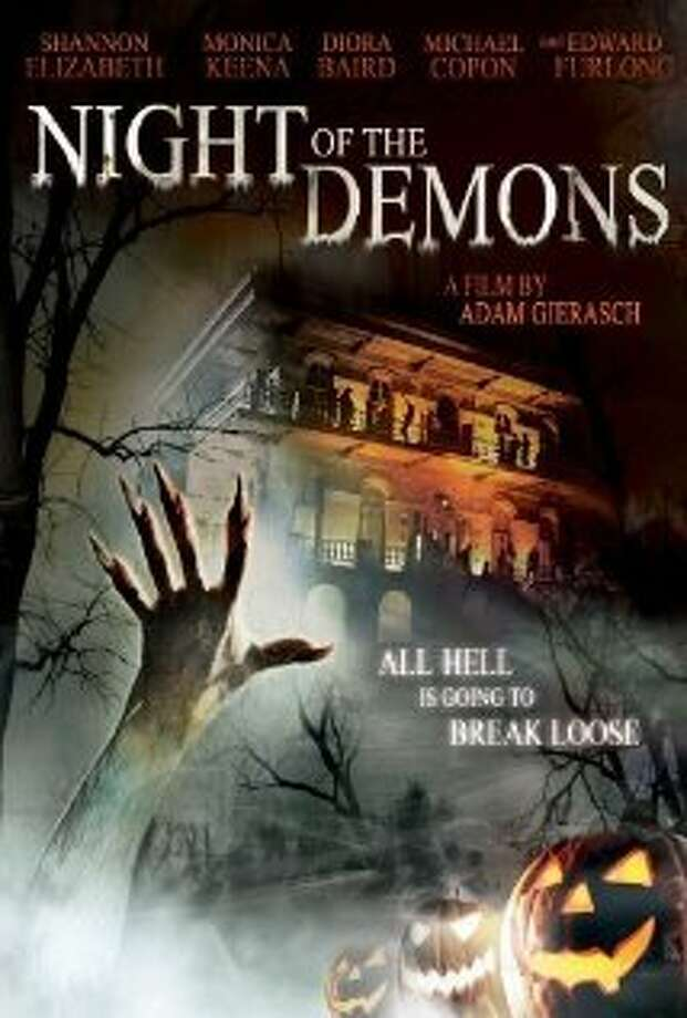 """""""Night of the Demons"""" never made it to the theater, which is a shame because it holds its own next to the original."""