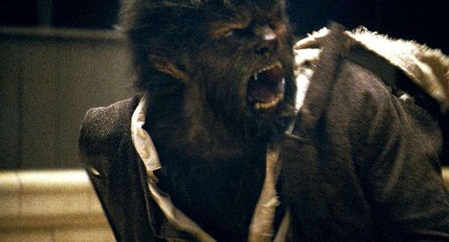 """Respecting the past and paying homage to the classics was done well with """"The Wolfman"""", which had an old-school feel but with modern-day film making."""