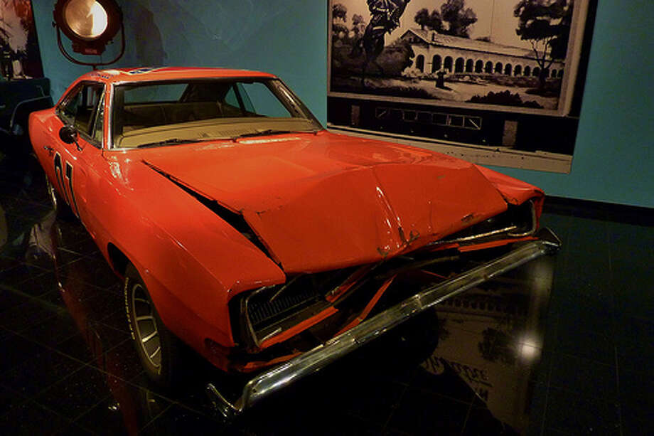 General Lee from Dukes of Hazard: $110,000Photo: Markusnl, FlickrSource: Jalopnik Photo: Flickr