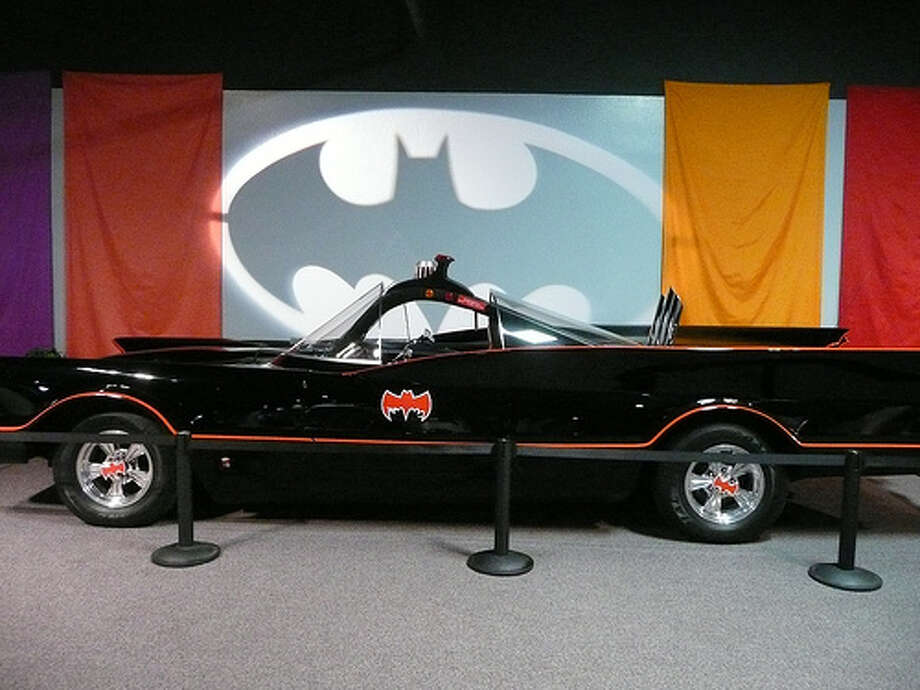 Batmobile: $4.6 million