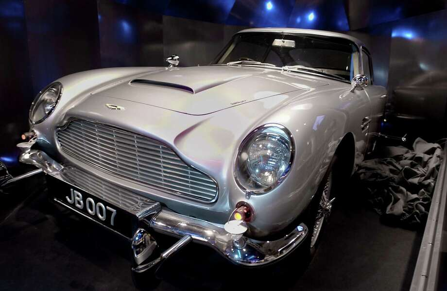 Aston Martin DB5 from James Bond: $4.6Source: New York Daily News Photo: GERALD S. WILLIAMS, Flickr / PHILADELPHIA INQUIRER