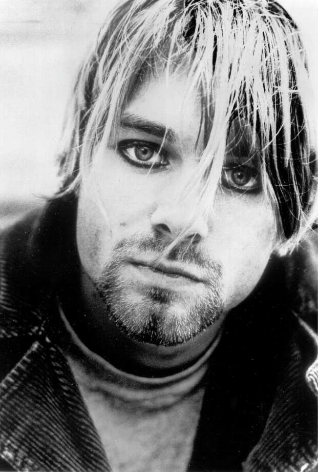 Kurt Cobain in an undated photo. Photo: Martyn Goodacre/seattlepi.com File