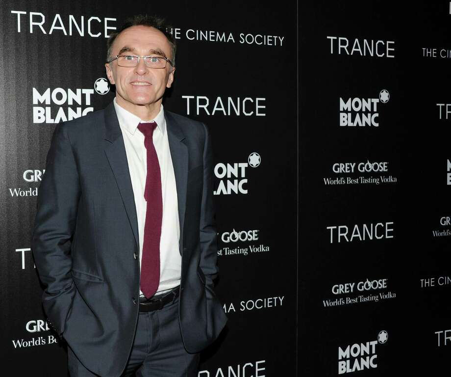 "FILE - In this April 2, 2013 file photo, Director Danny Boyle attends Fox Searchlight Pictures' premiere of ""Trance,"" hosted by The Cinema Society with Montblanc, at the SVA Theater, in New York. ""Trance"" opened in the U.K. on March 27 and in the U.S. for a limited release from April 5. (Photo by Evan Agostini/Invision/AP, File) Photo: Evan Agostini"