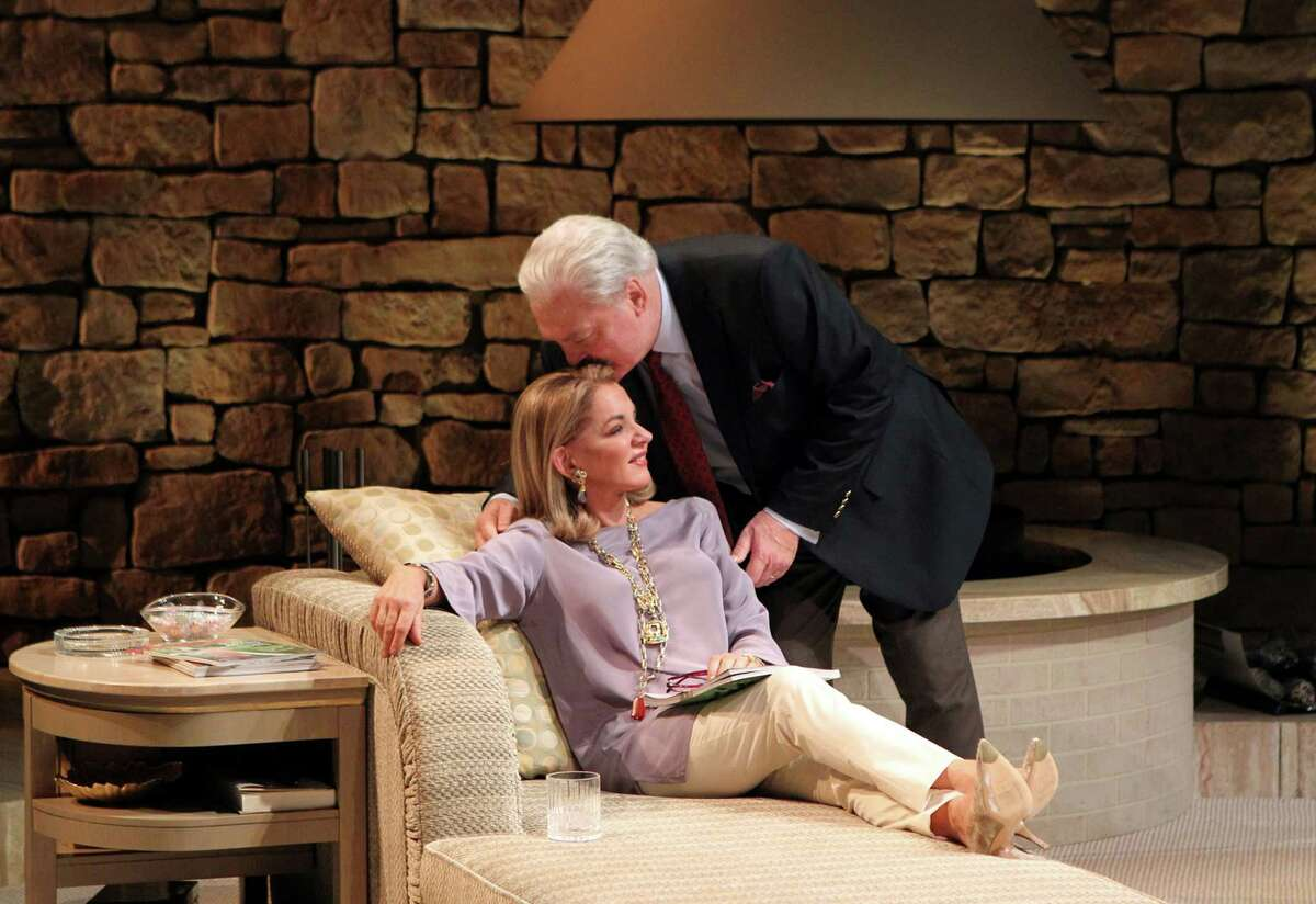 """Stockard Channing and Stacy Keach starred in the 2011 Broadway production of Jon Robin Baitz's probing family drama """"Other Desert Cities."""""""