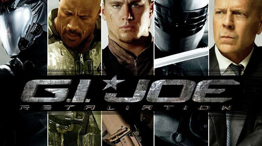 """G.I. Joe: Retaliation"" is now playing in area movie theaters. Photo: Contributed Photo / Westport News contributed"