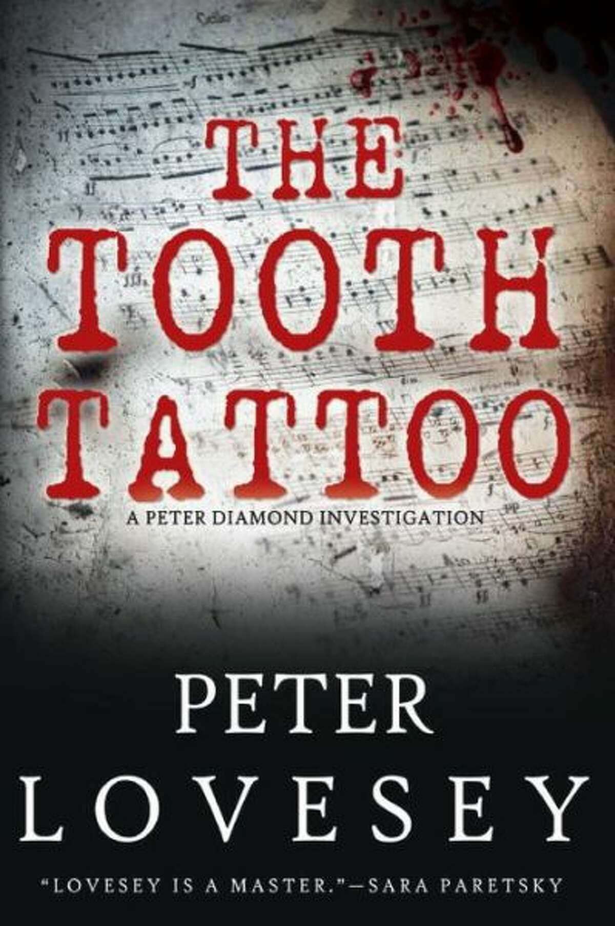 """""""The Tooth Tattoo"""" by Peter Lovesy"""