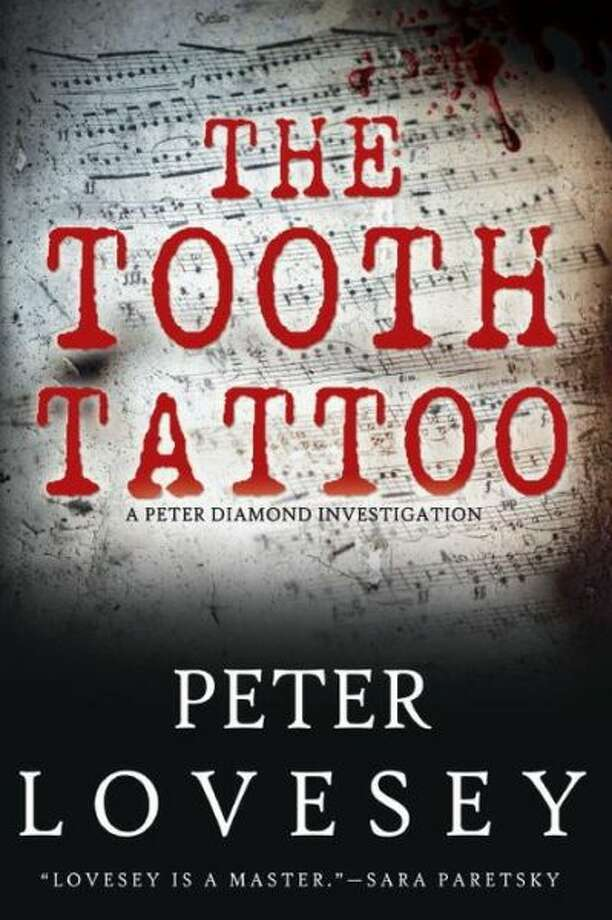"""""""The Tooth Tattoo"""" by Peter Lovesy Photo: Xx"""