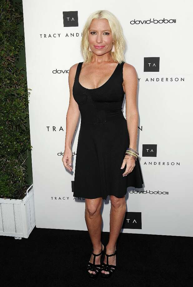Tracy Anderson attends the opening of Tracy Anderson Flagship Studio on April 4, 2013 in Brentwood, California. Photo: Jason LaVeris, FilmMagic / 2013 Jason LaVeris