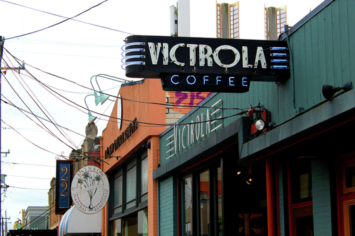 From its name inspired by the home phonograph of the 1920s, Victrola Coffee Roasters on its website claims a love for