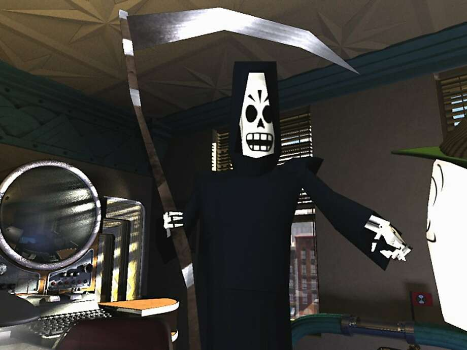 """Grim Fandango"" Photo: Lucasarts"