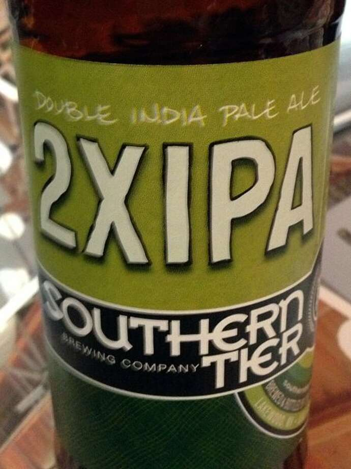 2XIPA is one of five Southern Tier beers available initially, in bottles and on draft.