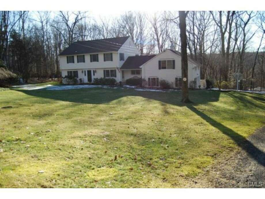 New Canaan: This home at 156 Colonial Road in New Canaan was reduced by $46,00 on April 4 for a new price of $1,279,000.
