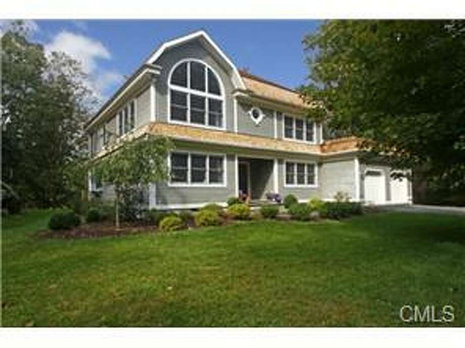 Newtown:This home at 24 Greenleaf Farms Road in Newtown was reduced by $35,100 on April 4 for a new sale price of $749,900.