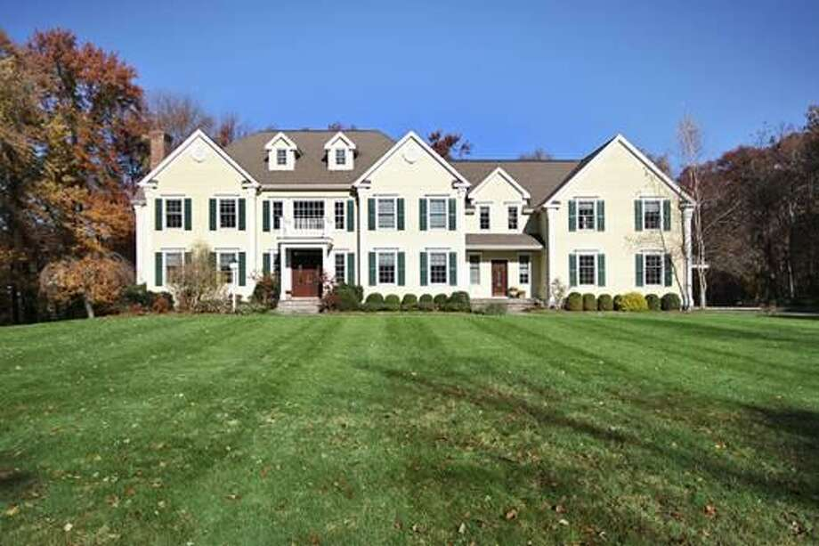 Wilton: This home at 40 Liberty Street in Wilton was reduced by $40,000 on April 4 for a new sale price of $1,835,000.