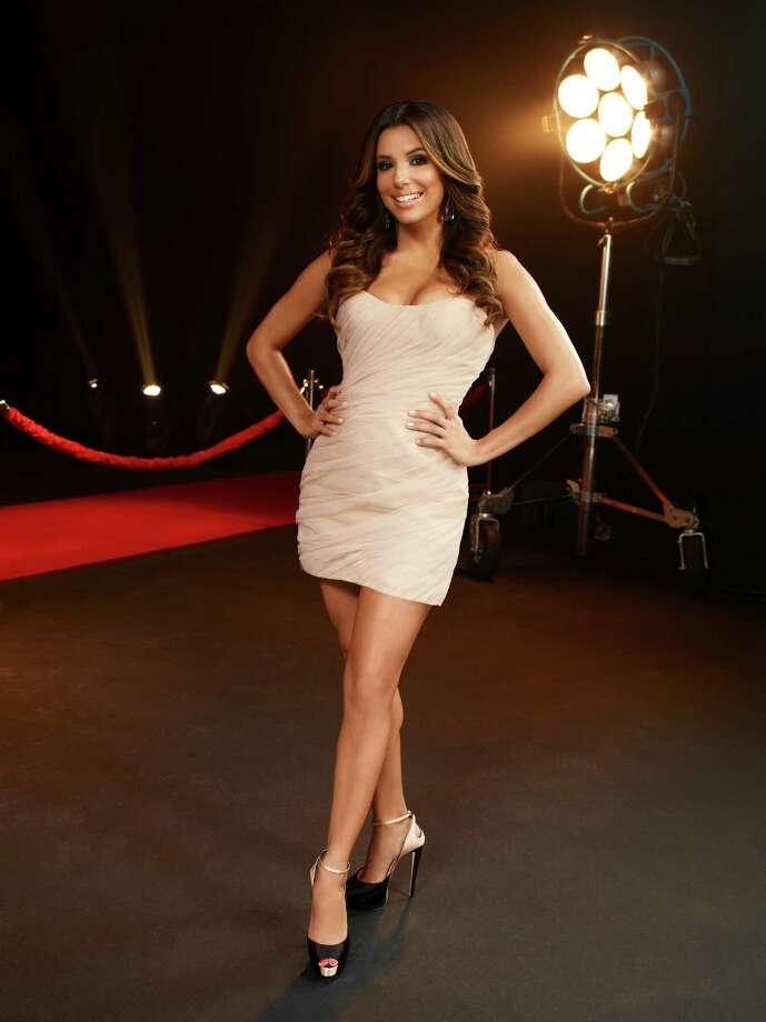 "Eva Longoria is ""Ready for Love's"" executive producer. Photo: NBC"