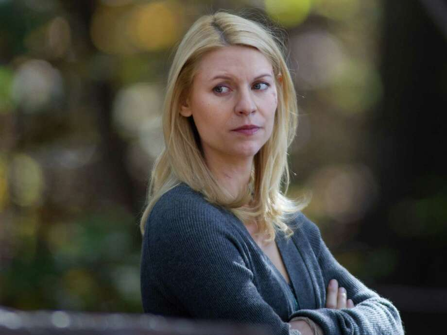 Claire Danes, Homeland2013 Emmy nominee for Outstanding Leading Actress in a Drama Series. Photo: Showtime