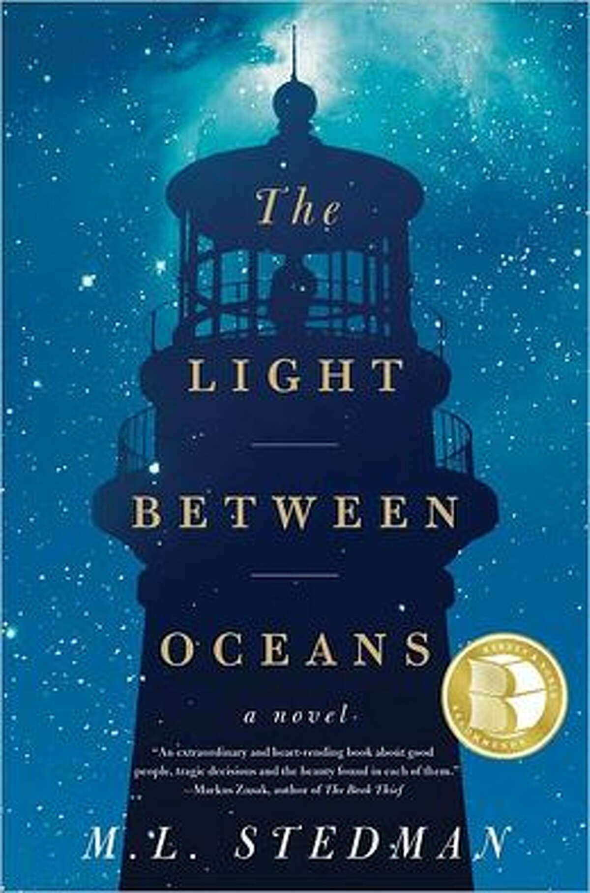 """""""The Light Between Oceans,"""" by M.L. Stedman"""